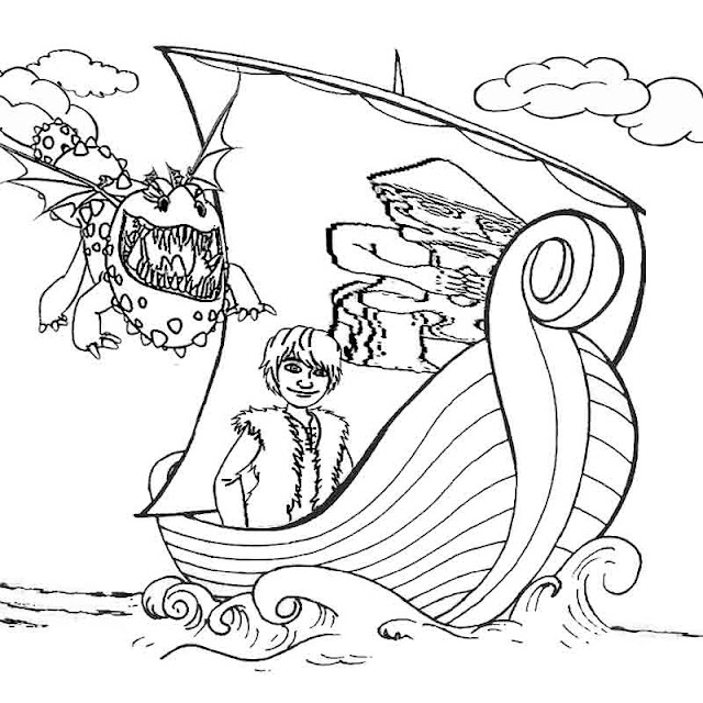 dragon coloring pages for kids - Color Alive Mythical Creatures Dragon Coloring Page