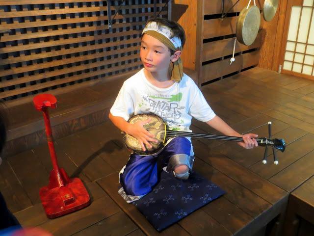 Eidan in the Kyushu National Museum