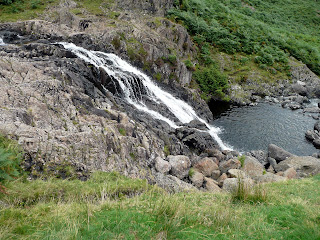 Sourmilk Gill Waterfall