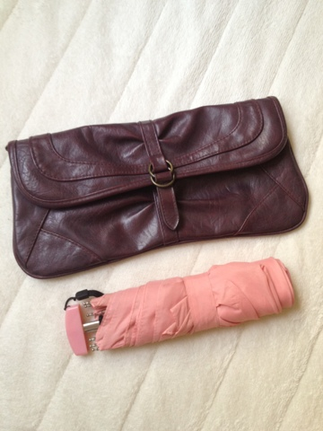 Accessorize Vintage Clutch $8