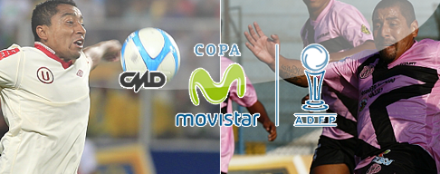 Universitario vs. Sport Boys en VIVO - Copa Movistar 2012