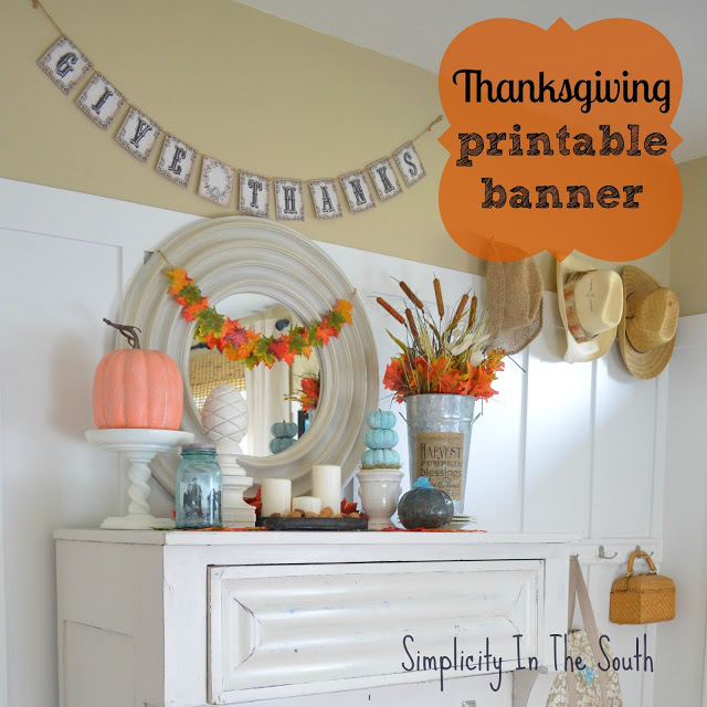 Primp Your Stuff Linky Party #71