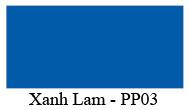 MàuXanh Lam - PP03 Ghế gấp Nội thất 190