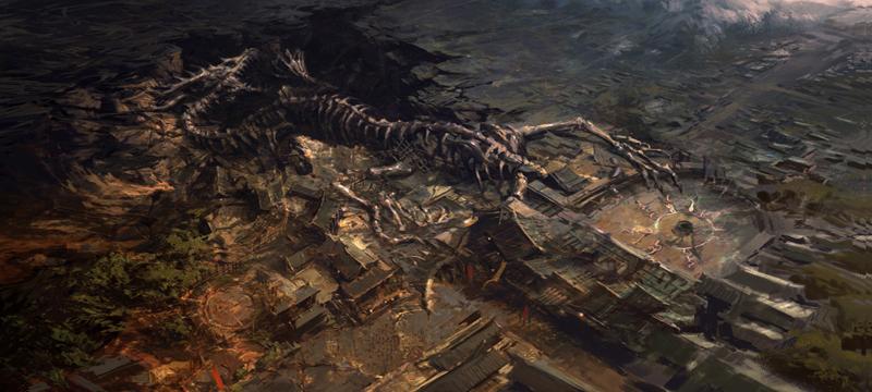 Loạt concept art khá đẹp mắt của Đấu Chiến Thần - Ảnh 24