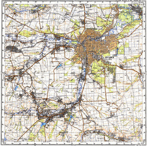 Map 100k--m37-127--(1990)