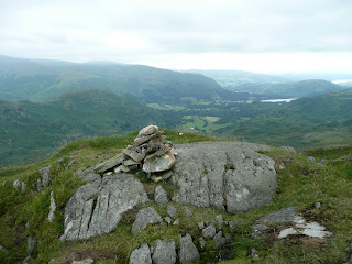 Tarn Crag Summit