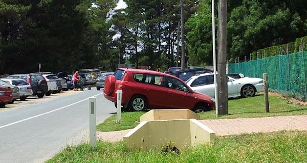 pialligo parking