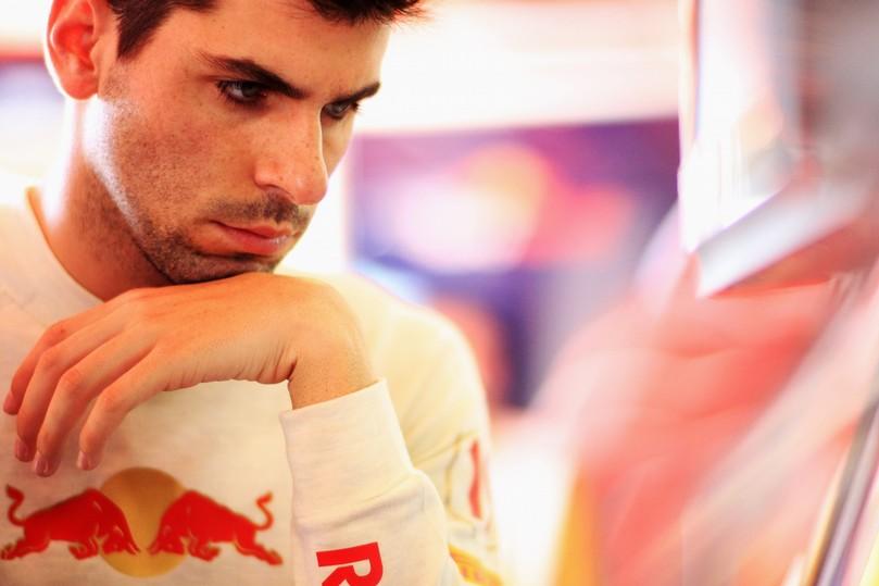 фото Хайме Альгерсуари на Гран-при Испании 2011