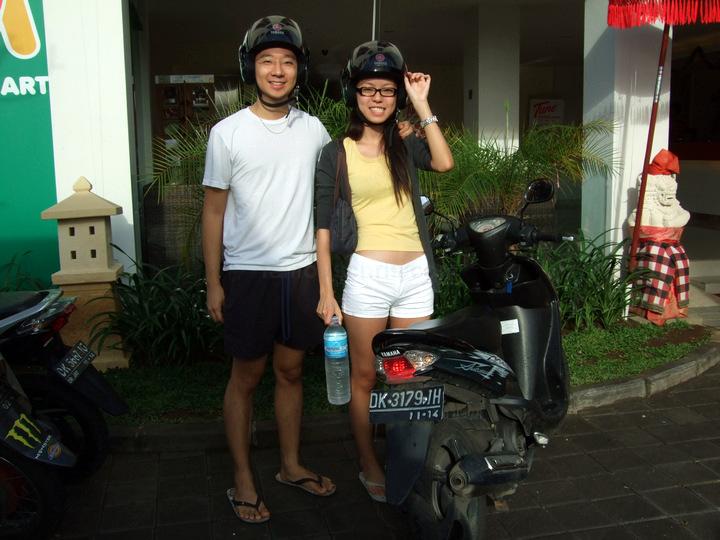 motorbike helmets vivian tan chris chee