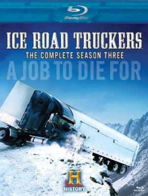 Na Lodowym Szlaku 4 / Ice Road Truckers 4 (2010) PL.TVRip.XviD / Lektor PL
