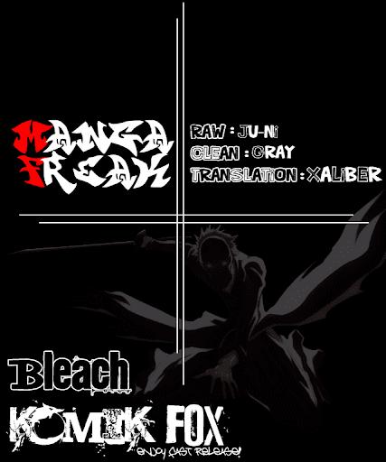 Bleach 445 page 1