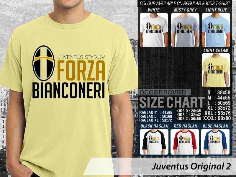 Kaos Bola Juventus 25 Logo Klub Bola distro