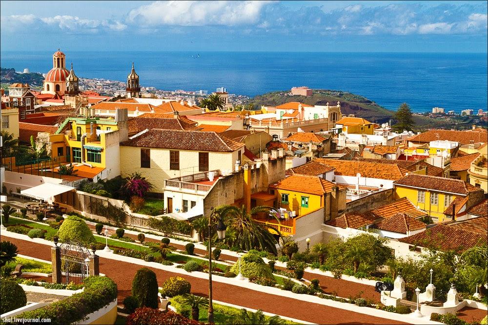 Ла-Оротава, Тенерифе, Канарские острова | La Orotava, Tenerife,  Canary Islands