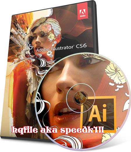 Adobe Illustrator CS6 - 16.0 (English / Japanese) - MacOSX