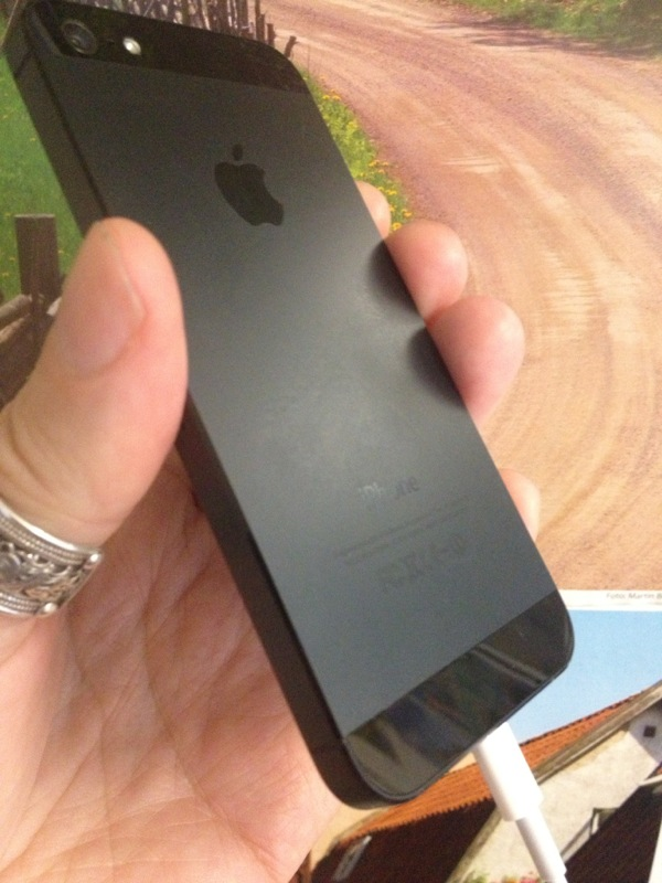 iphone 5 profile