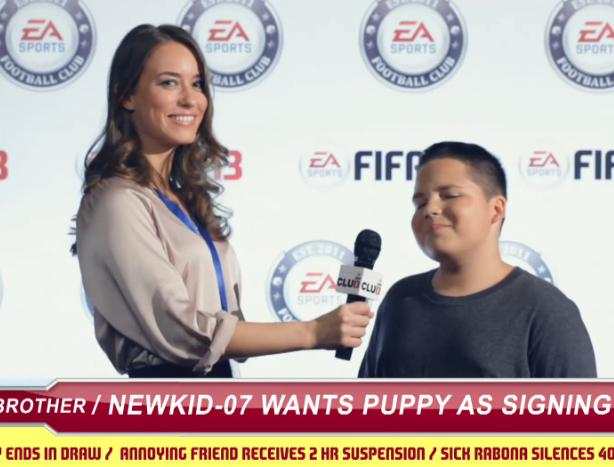 "FIFA 13 Official TV Ad ""Join The Club"""