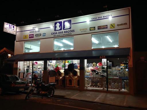 Casa das Rações - Pet Shop e Utilidades, R. José Viêira da Cunha e Silva, 635 - Centro, Assis - SP, 19800-140, Brasil, Loja_de_animais, estado São Paulo