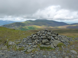 Skiddaw from Atkinson Pike Summit