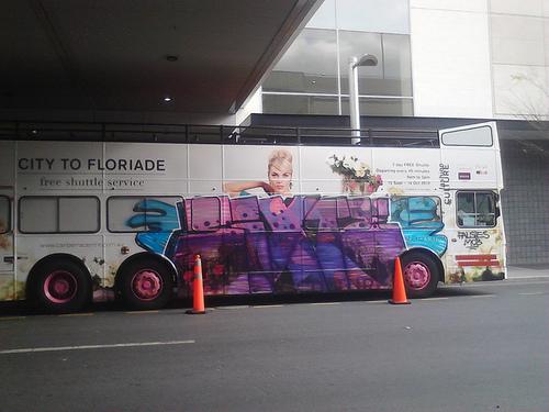 floriade bus