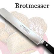 Brotmesser Brot schneiden Bröttchenmesser Klinge 21cm. Brotmesser von Marsvogel Solingen mit Wellenschliff  Messer aus Solingen.
