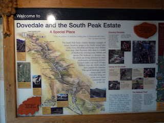 Information Board in Milldale
