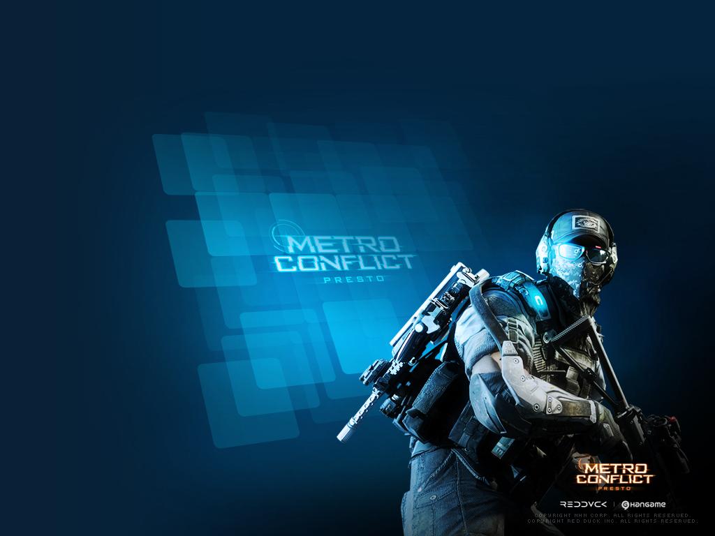 Hình nền đẹp về các nhân vật trong Metro Conflict - Ảnh 1