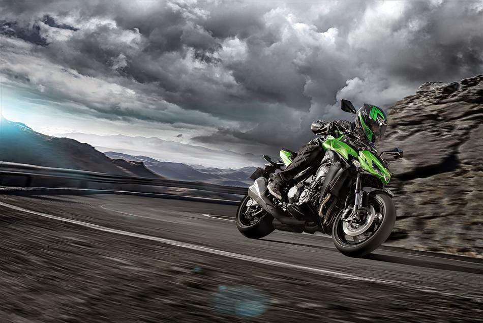 Kawasaki Z1000 ABS 2015