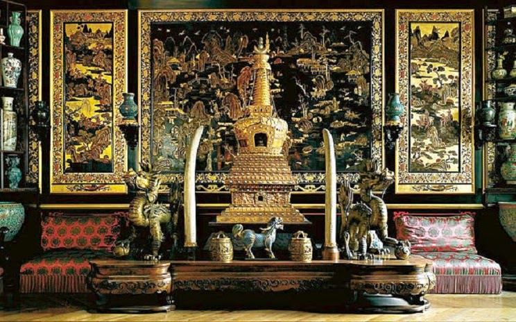 Thailand: Chinese art stolen from French castle