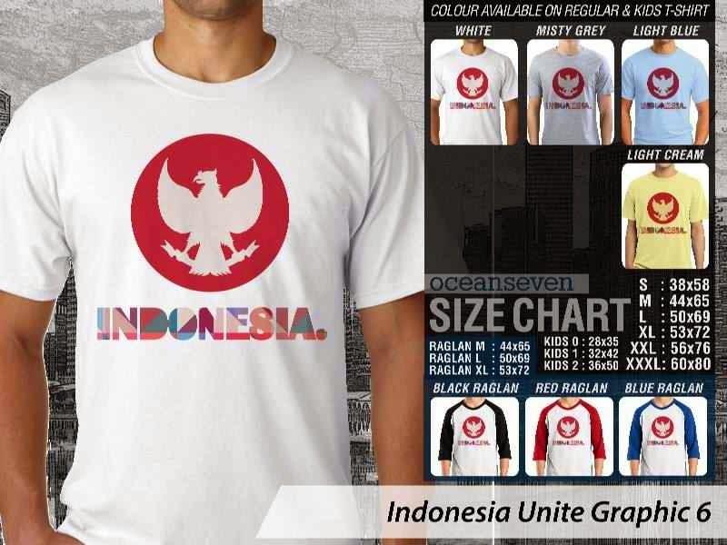 KAOS Indonesia Unite Graphic 6   KAOS Desain Indonesia garuda distro ocean seven
