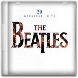 Download CD The Beatles – 20 Greatest Hits
