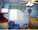 Baby's Nursery - Another view of this darling nursery.