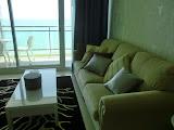 2-bedroom high-floor apartment at the beachfront for rent       to rent in Jomtien Pattaya