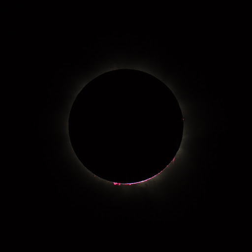 Total Solar Eclipse 13/14 Nov 2012 #4 - Chromosphere