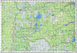 Map 100k--p37-133_134--(1968)