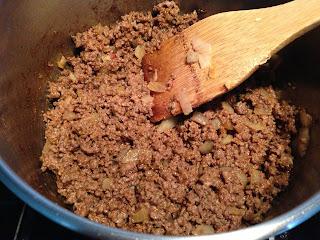 Beef Mixture