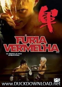 Baixar Filme Fúria Vermelha DVDRip Dual Áudio