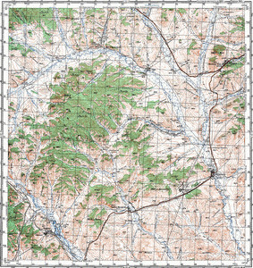 Map 100k--m50-035--(1982)
