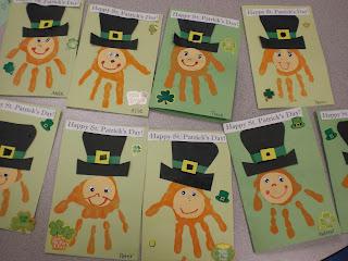 http://pattiesclassroom.blogspot.com/2011/03/st-patricks-day-writing-ideas.html