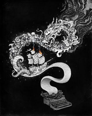 Incredible Illustrations by Enkel Dika Seen On www.coolpicturegallery.us