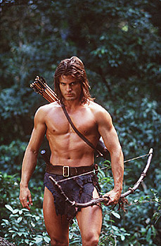 T is for Tarzan