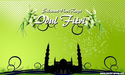Marhaban Ya Ramadhan – Selamat Hari Raya Idul Fitri 1431 H .