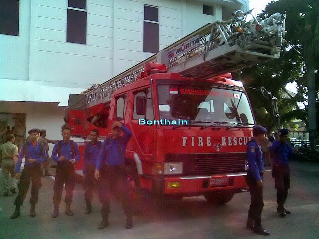 7 Unit Damkar Siap Menghuni Bonthain-7