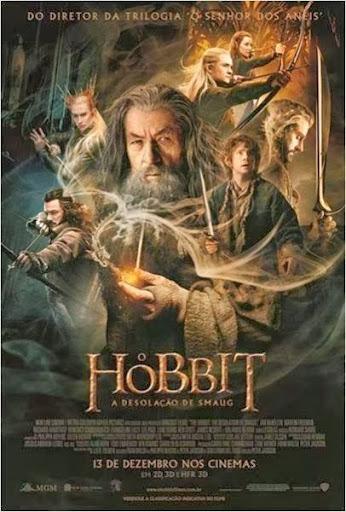 O Hobbit: A Desolação de Smaug – V2 TS AVI Dual Audio + RMVB Dublado