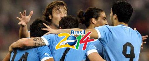 Uruguay vs. Paraguay en Vivo - Eliminatorias 2014 - CMD
