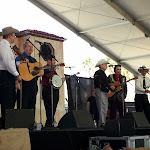 Always fun to see Del, but him having to play for such a large crowd meant they needed multiple mics and it took the fun out of the choreography that their bluegrass normally has