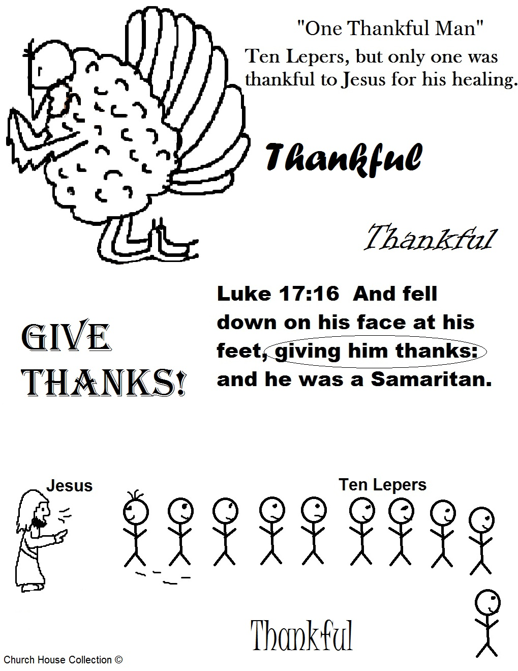thanksgiving coloring pages to print - Thanksgiving Coloring Pages