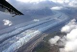 Flying Over Ruth Glacier - Talkeetna, AK
