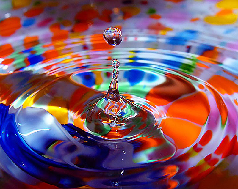 Image result for colored water