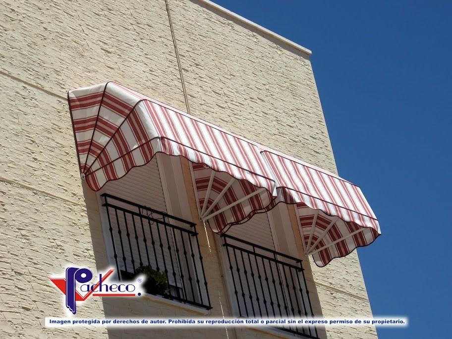 Sistemas de toldos para ventanas en orihuela alicante for Sistemas rieles para toldos