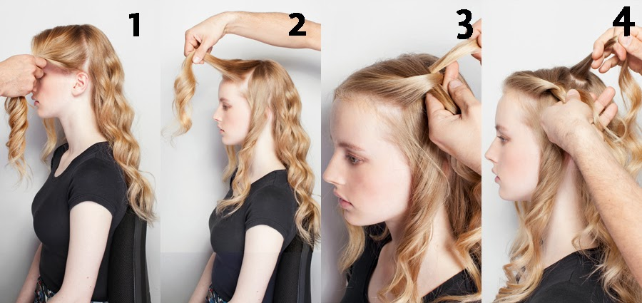 peinados pelo largo suelto paso a paso peinados fciles para pelo largo aprende a hacerlos with peinados pelo largo faciles